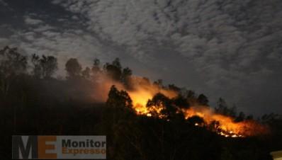 Incendio en los Filtros Viejos Alerta a Vecinos