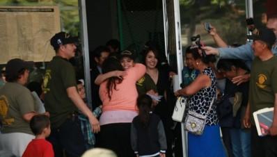 Nestora Salgado queda en libertad