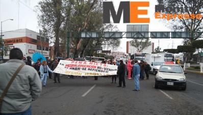 Marcha CNTE en Morelia