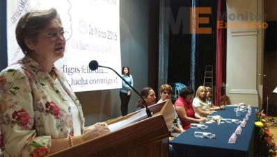 Silvia Figueroa Secretaria de Educación Estatal de Michoacán