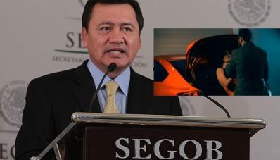Osorio Chong Condena video de Gerardo Ortiz