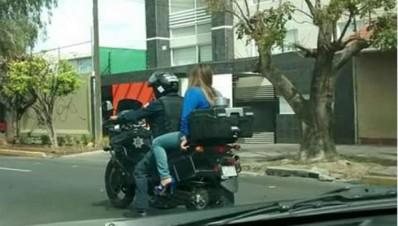 Policia de tránsito de Morelia
