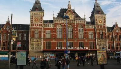 amsterdam estación Central