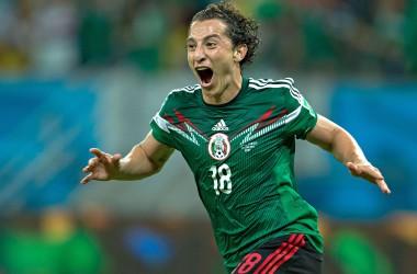El futbolista Andrés Guardado da positivo a COVID-19