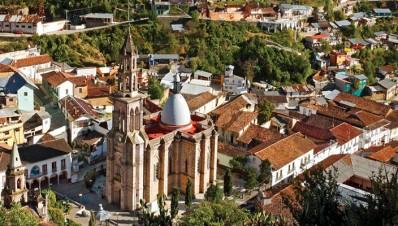 Angangueo Michoacán