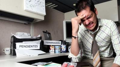 Estrés afecta productividad y desempeño