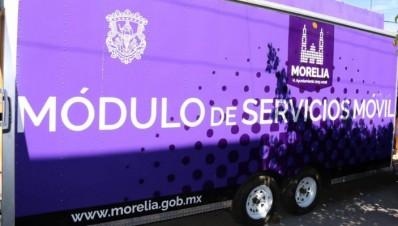 Módulo de Servicio de Morelia