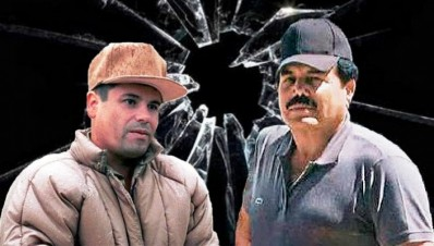 Mayo Zambada y El Chapo Guzmán