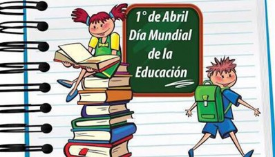 1 de abril día de la educación