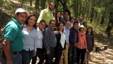 Pactan PRD y PAN impulsar turismo en Tingambato Congreso de Michoacán diputados