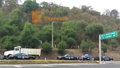 Patrullas Policía Federal el Correo Pátzcuaro Morelia