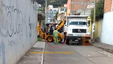 Trabajadores del Ayuntamiento de Morelia4