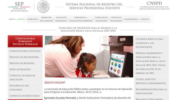 53 docentes que aprobaron examen nacional 2015 2016 sin Convocatoria para las plazas docentes 2016