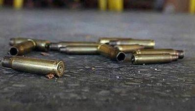 balas tiradas
