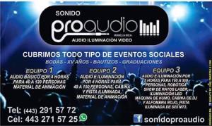 Pro Audio Morelia