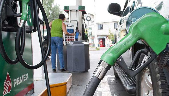 Gasolina Magna y diésel mantienen precio este día