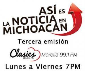 Así Es La Noticia en Michoacán