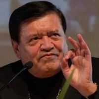 Cardenal Norberto Rivera ha sido des-intubado y permanece en cuidados intermedios