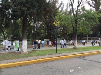 Sindicato de Trabajadores Descentralizados de los Servicios de Salud en Michoacán (STDSSM)