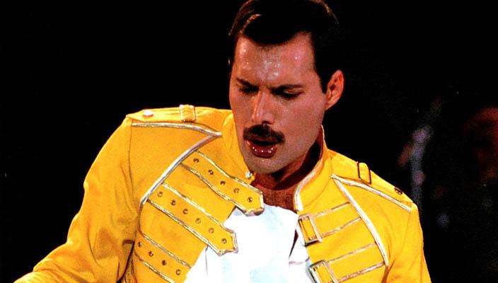 Hoy hace 30 años fue el último concierto de Freddie ...