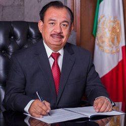 Presidente municipal de Zamora, José Carlos Lugo Godínez (PRI)