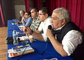 Urge atención de funcionarios nicolaitas: Eduardo Tena Flores