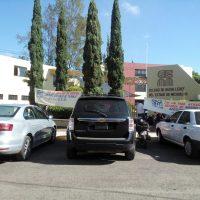 Sindicato de trabajadores de Bachilleres en Michoacán prorrogan estallamiento de huelga