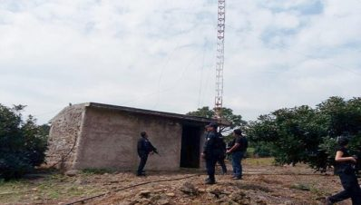aseguran-antena-en-apatzingan