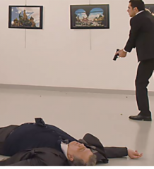 matan a embajador de rusia
