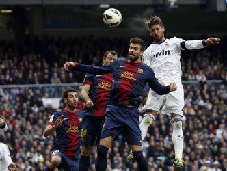 Sergio Ramos, gol de cabeza