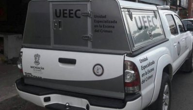 Localizan cabeza humana con mensaje en Pajacuarán Michoacán