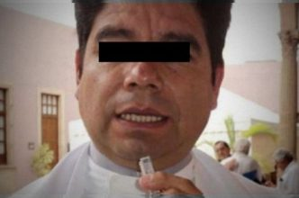 Sacerdote de León/Tomada de Twitter