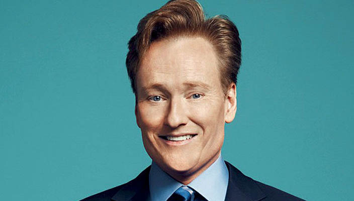 Conan O'Brien's TBS Show Will Move to Half-Hour Format in 2019