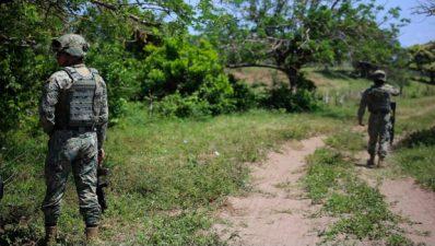 Militares en Veracruz