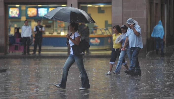 Pronóstico del clima en México para lunes 29 de mayo