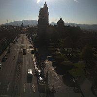 Cielo despejado con bajas temperaturas para Michoacán