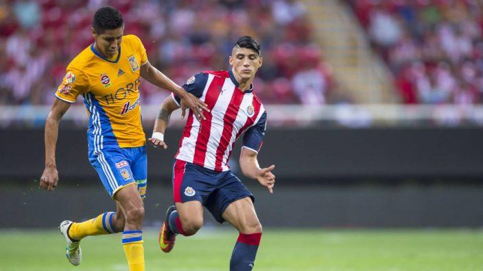 Chivas vs Tigres Clausura 2017