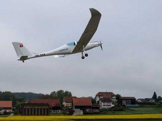 Avión solar/AP