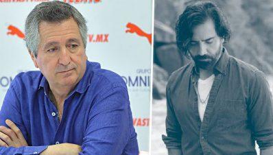 Alejandro Fernández y Jorge Vergara