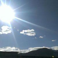 Radiación extremadamente alta en el Valle de México