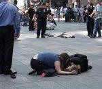 Atropella a multitud en la Time Square