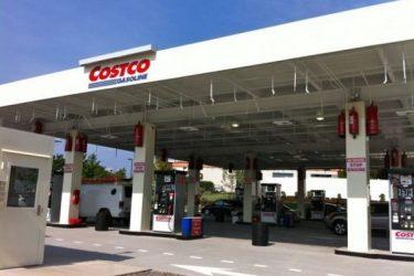 Gasolinera de Cotsco en EU