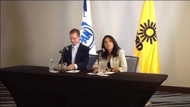 Nunca planteamos una alianza PAN-PRD para 2018: Anaya