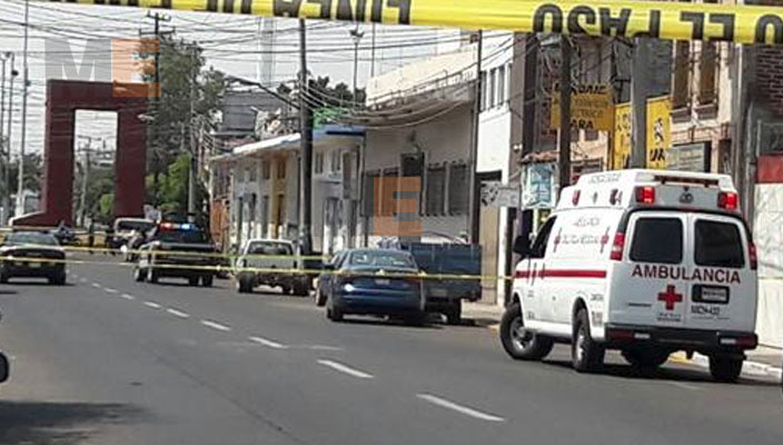 Asesinan al asesor jurídico del Ayuntamiento de Zamora Michoacán