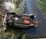 Automovista muere en la Tiripetío - Cuitzeo