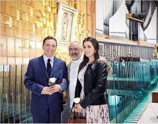 Cristian Castro se casa por tercera ocasión