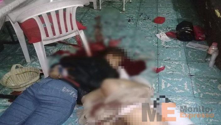 Hallan asesinada a una pareja en La Piedad, Michoacán