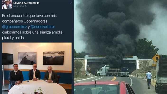Gobernadores perredistas descartan alianza con Morena