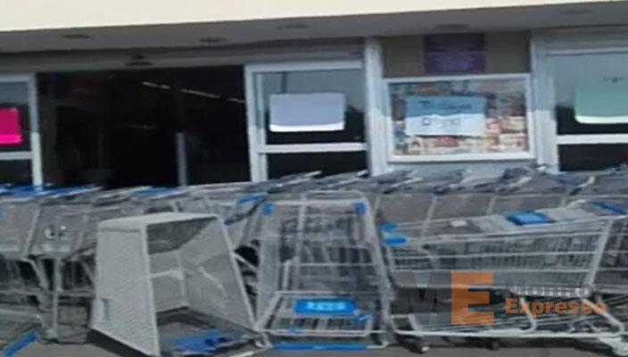 Empleados paralizan Walmart y Sams club; reclaman pago de utilidades