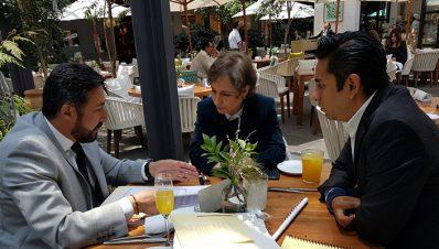 Carmen Aristegui recibirá presea Gertrudis Bocanegra